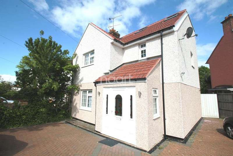 5 Bedrooms End Of Terrace House for sale in The Harebreaks, Watford, WD25