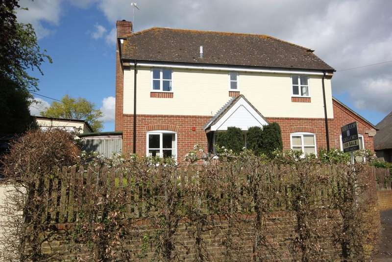 4 Bedrooms Detached House for sale in CLEARBURY CLOSE, ODSTOCK, SALISBURY, WILTSHIRE