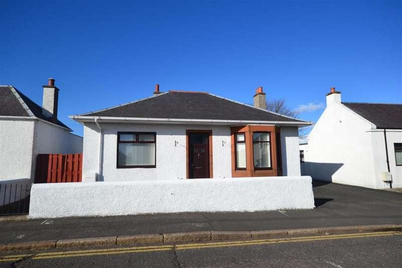 2 Bedrooms Detached Villa House for sale in 7 Sherwood Road, Prestwick, KA9 1EY