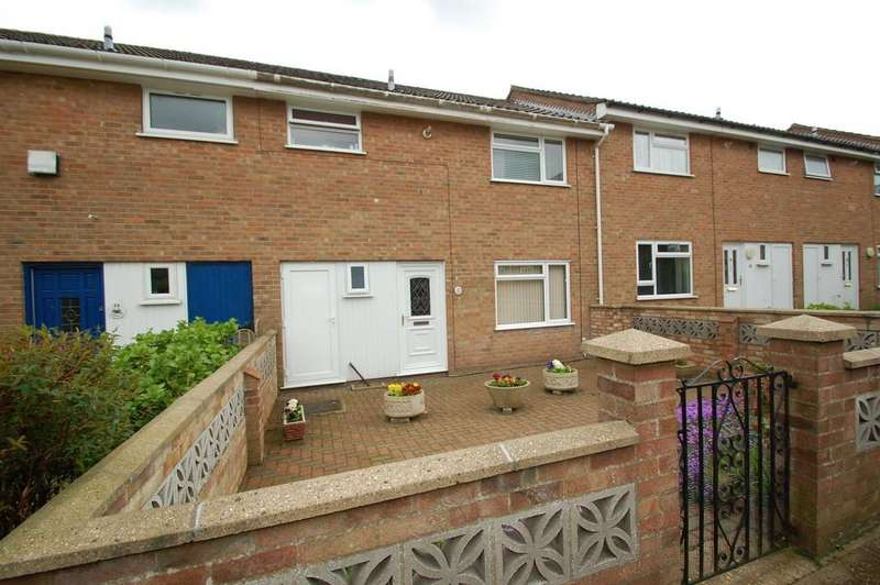 3 Bedrooms Terraced House for sale in Melbourne Road, North Walsham