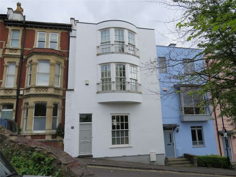 4 Bedrooms Terraced House for sale in Granby Hill, Bristol, BS8