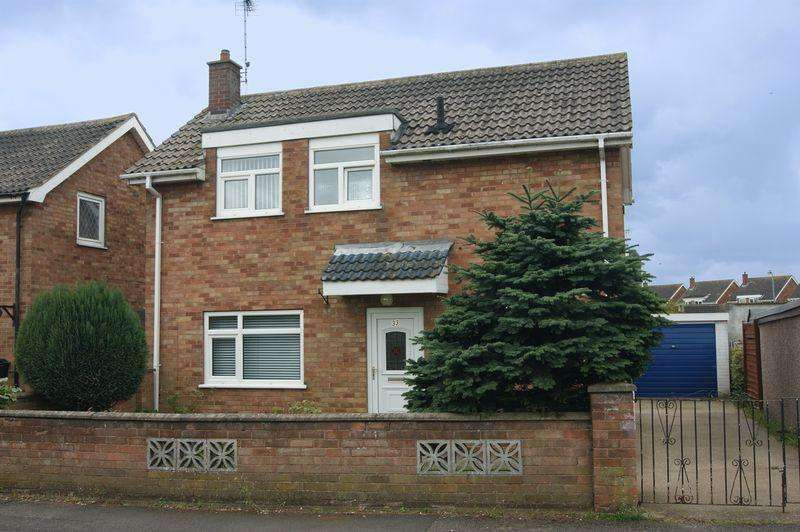 3 Bedrooms Detached House for sale in Strawberry Hall Lane, Newark