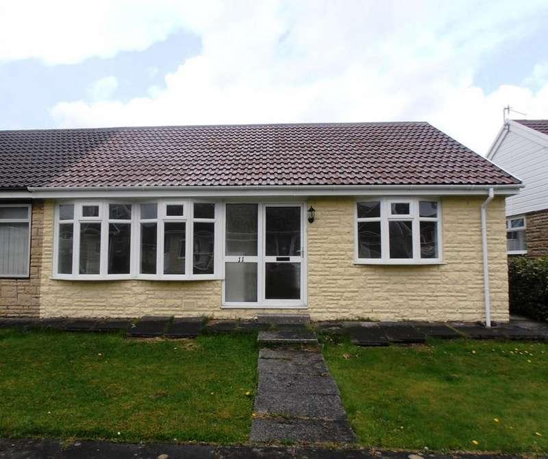 2 Bedrooms Semi Detached House for sale in Ael-Y-Bryn, Cwmdare, Aberdare