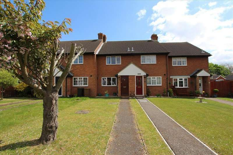 2 Bedrooms Terraced House for sale in Wynn Close, BALDOCK, SG7
