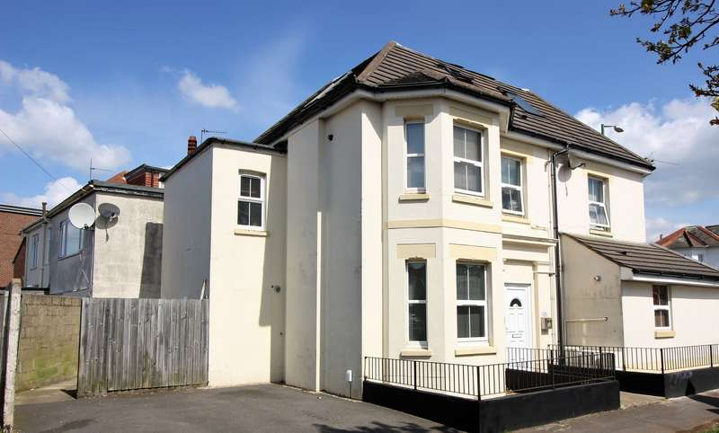 1 Bedroom Flat for sale in Ashley Road, Bournemouth, BH1