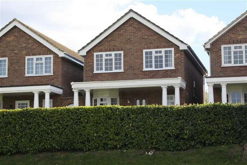 4 Bedrooms Detached House for sale in Oakley Road, Bromley