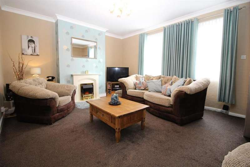 3 Bedrooms Terraced House for sale in Blyth Street, Seaton Delaval