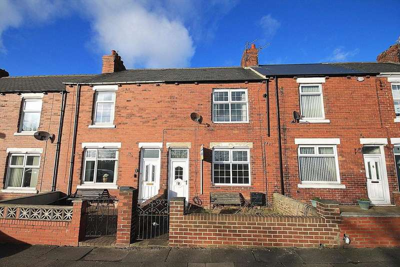 3 Bedrooms Terraced House for sale in High Jobs Hill, Crook