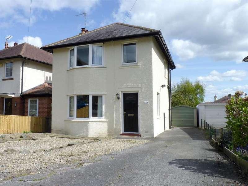 3 Bedrooms Detached House for sale in Stonefall Avenue, Harrogate