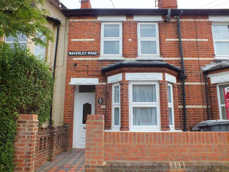 4 Bedrooms Terraced House for rent in Waverley Road, Reading