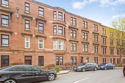 2 Bedrooms Flat for sale in Williamson Street, Parkhead, Glasgow