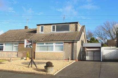 3 Bedrooms Semi Detached House for sale in Linden Lea, Blackburn, Lancashire, BB2
