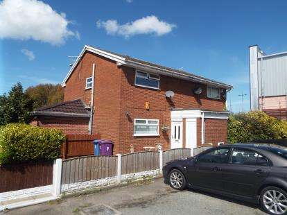 1 Bedroom Flat for sale in Augusta Close, Liverpool, Merseyside, United Kingdom, L13