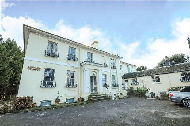 1 Bedroom Flat for sale in Charlton Lawn, Cudnall Street, Charlton Kings, CHELTENHAM, Gloucestershire, GL53 8AA