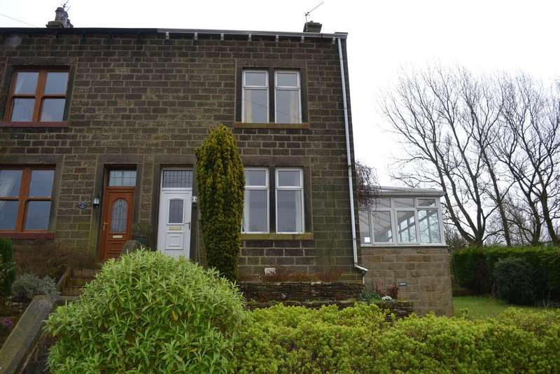 4 Bedrooms Semi Detached House for sale in Winewall BB8