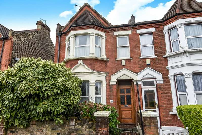 3 Bedrooms End Of Terrace House for sale in Macoma Road, London, SE18