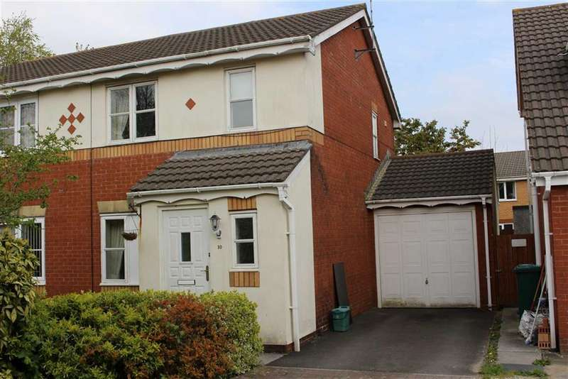 3 Bedrooms Property for sale in Nicholas Court, Gorseinon, Swansea