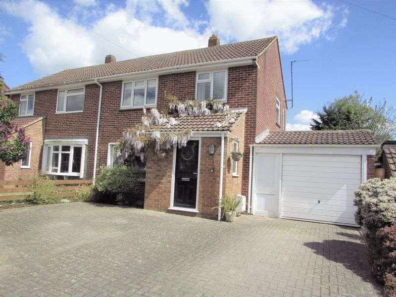 3 Bedrooms Semi Detached House for sale in Alexander Road, Thatcham