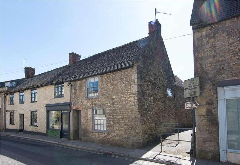2 Bedrooms House for sale in Quaperlake Street, Bruton, Somerset, BA10