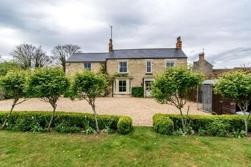 6 Bedrooms Farm House Character Property for sale in Sudborough Road, Brigstock