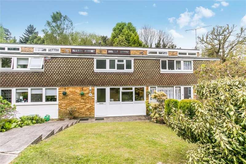 2 Bedrooms Terraced House for sale in Ashdown Close, Tunbridge Wells