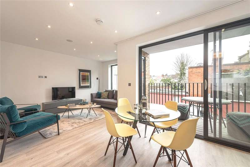 2 Bedrooms Flat for sale in Honeywood Road, Willesden, London, NW10