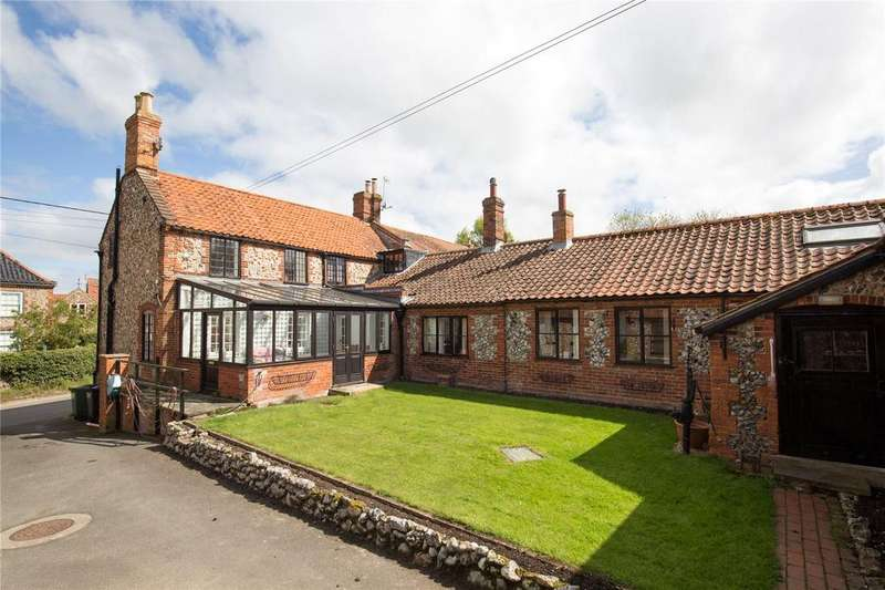 6 Bedrooms House for sale in Hindringham Road, Walsingham, Norfolk, NR22