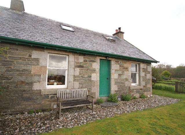 2 Bedrooms Cottage House for sale in Burnbank East, Skipness, By Tarbert, PA28 6XT