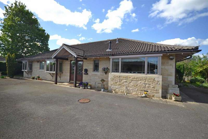 3 Bedrooms Detached Bungalow for sale in Stamford Road, Barnack, Stamford