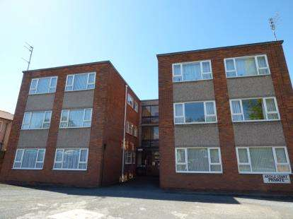 2 Bedrooms Flat for sale in Argyle Court, Liverpool Road, Crosby, Liverpool, L23