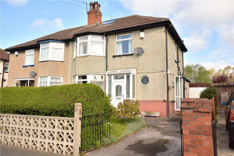 3 Bedrooms Semi Detached House for sale in Easterly Avenue, Leeds