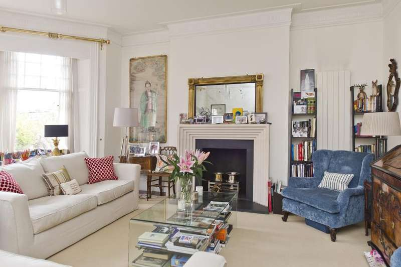 4 Bedrooms Flat for sale in Wynnstay Gardens, Kensington W8