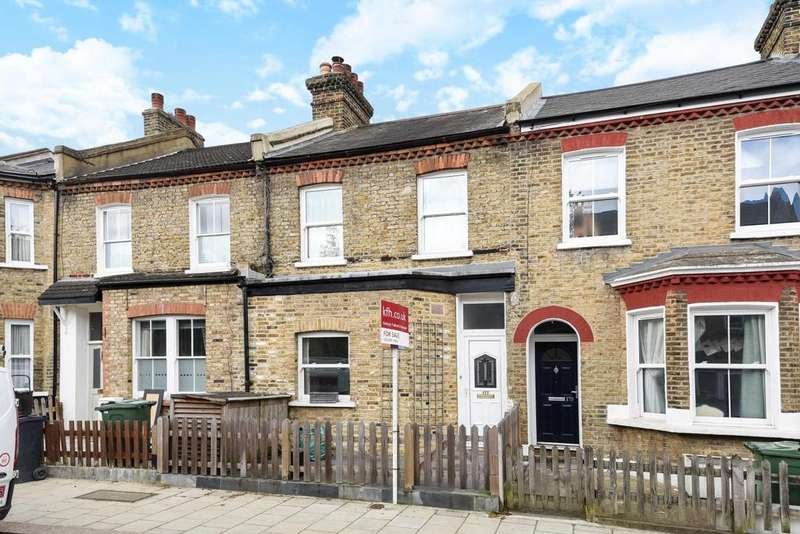 3 Bedrooms Terraced House for sale in Rommany Road, West Norwood, SE27