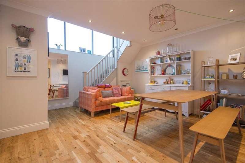 2 Bedrooms Flat for sale in Brett Road, Hackney, London, E8