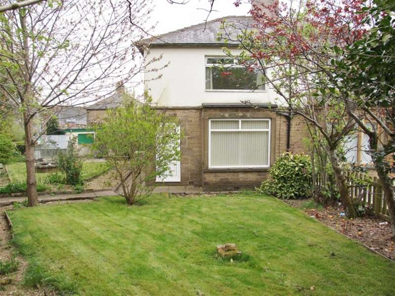 2 Bedrooms Semi Detached House for sale in Court Lane, Highroad Well, Halifax, HX2 0LW