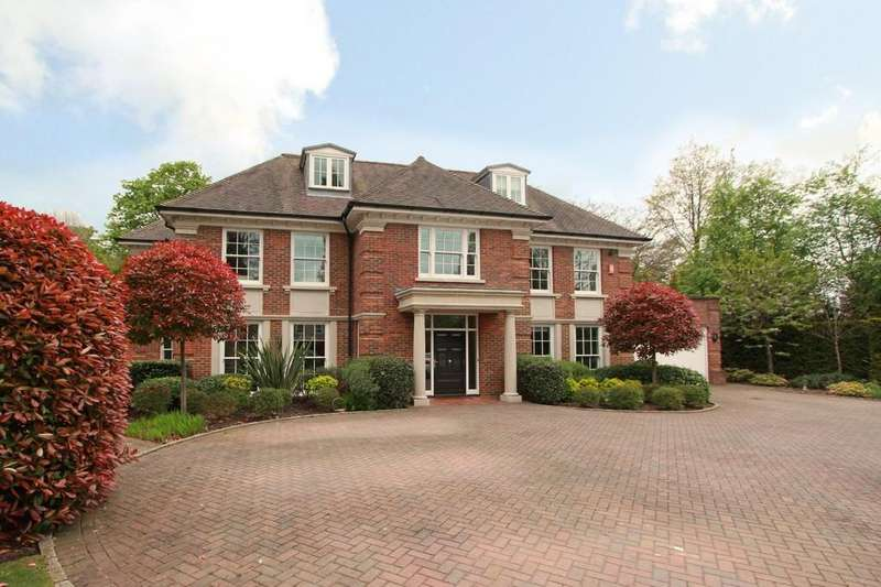6 Bedrooms Detached House for sale in Promenade De Verdun, Purley
