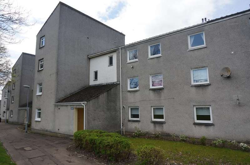 3 Bedrooms Ground Flat for sale in Westray Court, Ravenswood, Cumbernauld G67