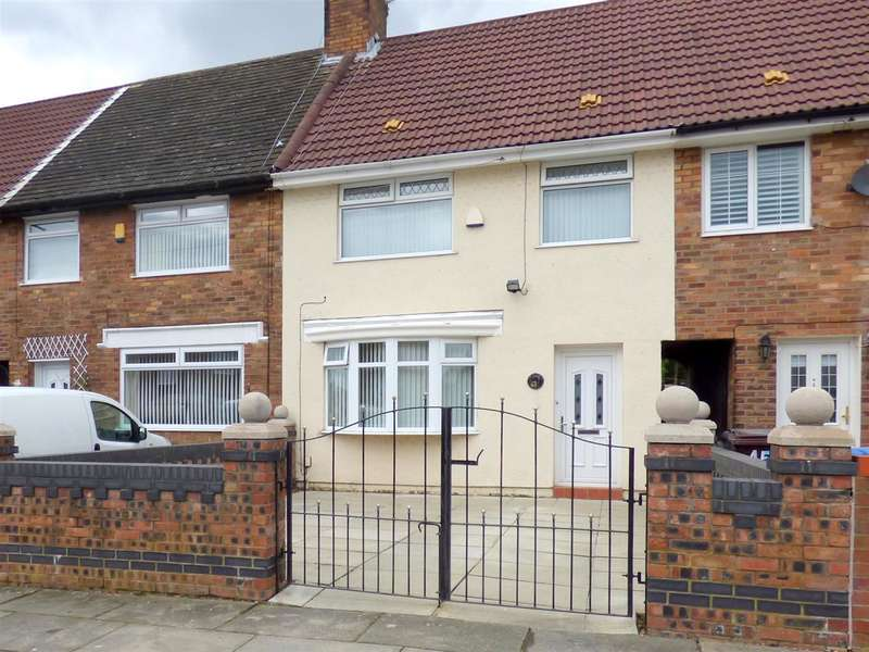 3 Bedrooms Terraced House for sale in Lyme Grove, Huyton, Liverpool
