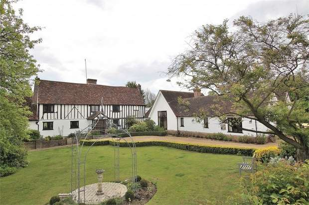 5 Bedrooms Detached House for sale in Bardfield Saling, Essex