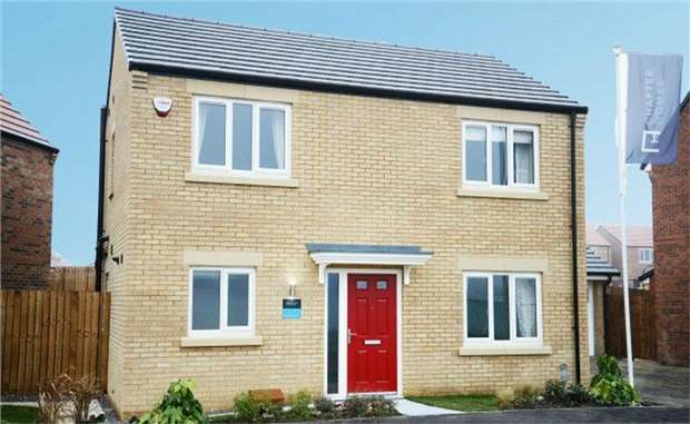 3 Bedrooms Detached House for sale in *Plot 42 Cuthbert 3 Bed Detached - SOUTH FACING*, Eden Field, Newton Aycliffe, Durham