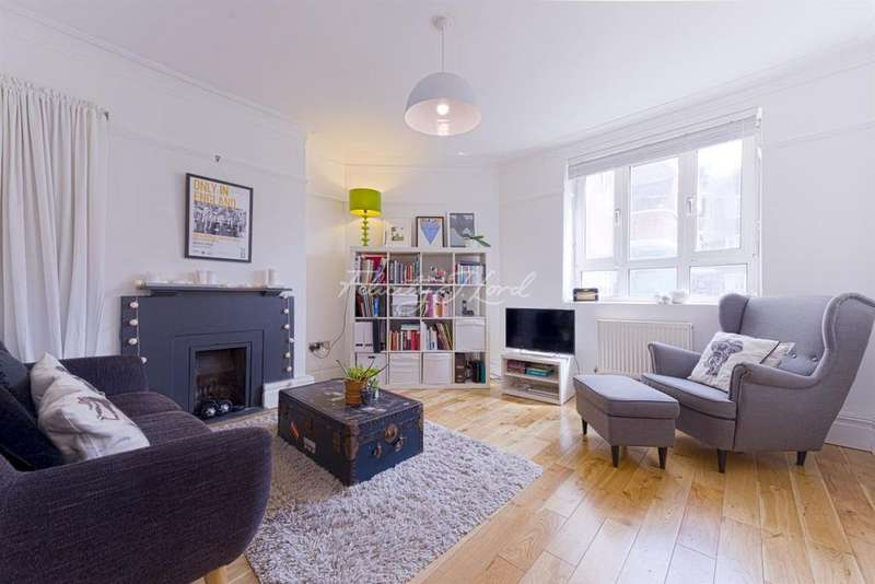 2 Bedrooms Flat for sale in Patmore House, Mayville Estate, N16