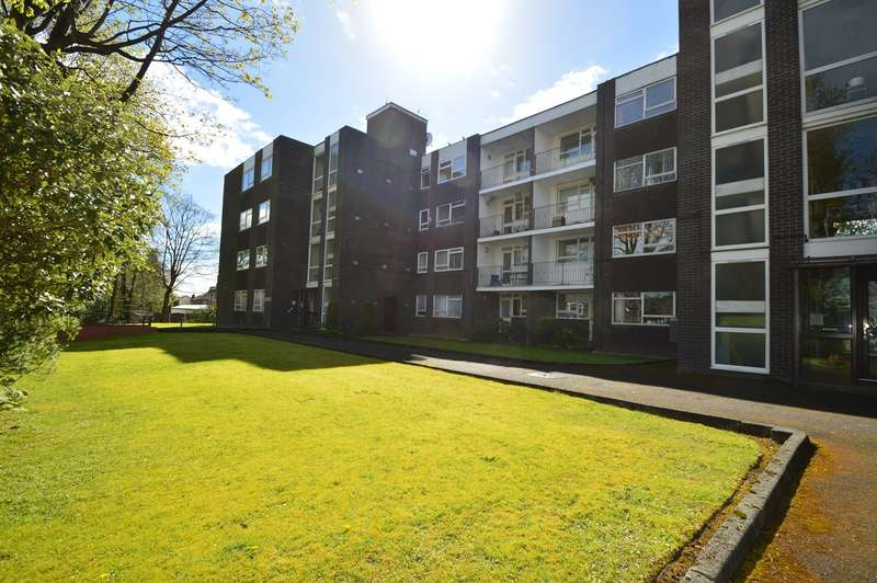2 Bedrooms Flat for sale in Hilltop Court, Brooklands Road, Crumpsall, Manchester, M8