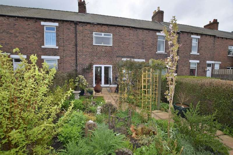 2 Bedrooms Terraced House for sale in Third Street, Quaking Houses, Stanley