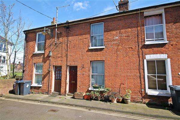 2 Bedrooms Terraced House for sale in St Edmunds Road, Canterbury