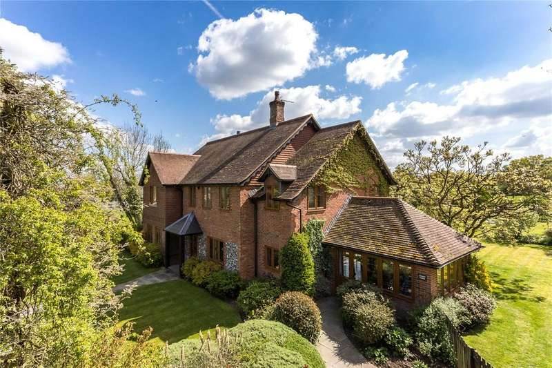 5 Bedrooms Detached House for sale in Bramshaw, Lyndhurst, Hampshire, SO43