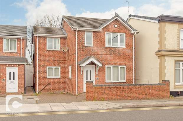 2 Bedrooms Detached House for rent in The Village, Bebington, Wirral, Merseyside