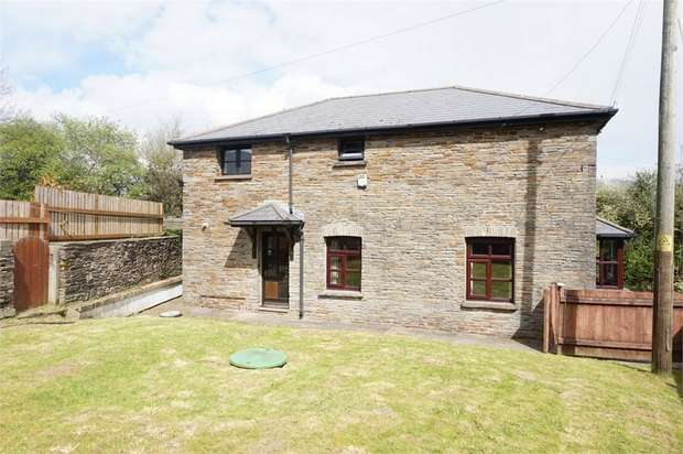3 Bedrooms Detached House for sale in Ty Newydd Farm, Heol Ty Newydd, Bedwellty, BLACKWOOD, Caerphilly
