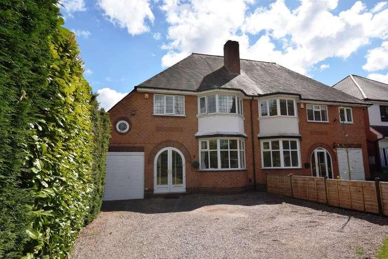 3 Bedrooms Semi Detached House for sale in St Bernards Road, Olton