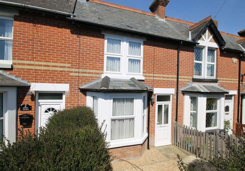 3 Bedrooms Terraced House for sale in Freshwater, Isle of Wight