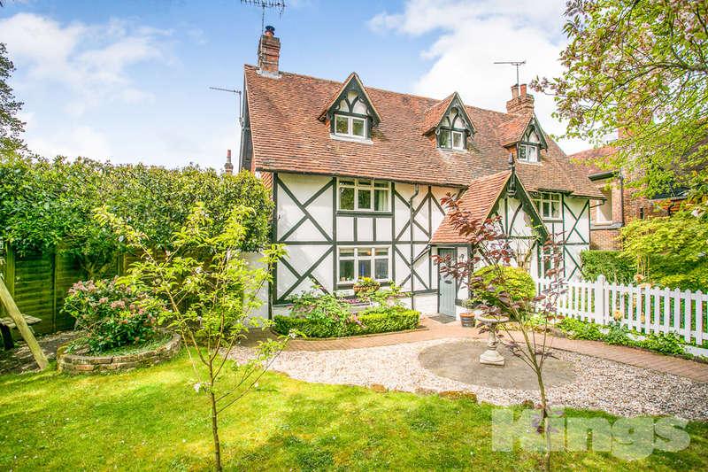 2 Bedrooms Semi Detached House for sale in Langton Road, Tunbridge Wells